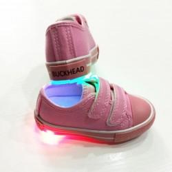 - Işıklı Pembe Anotomik Ayakkabı 1