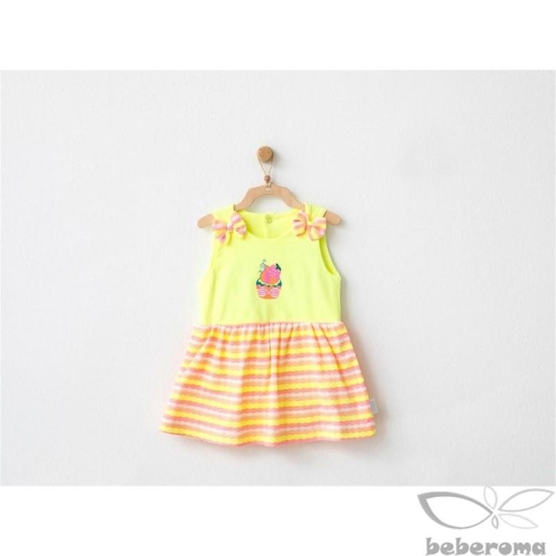 - Kız Bebek Penye Elbise 20614 1