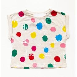 Kız Çocuk Penye Tişört...