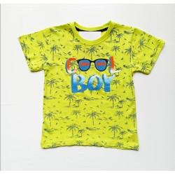 Erkek Çocuk Palmiyeli Yeşil...