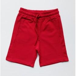 Erkek Çocuk Kırmızı Penye...