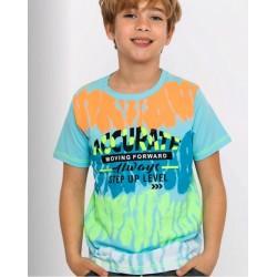 Erkek Çocuk Mavi Tişört...