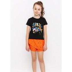 - Kız Çocuk Şort Takım 3000-068 1