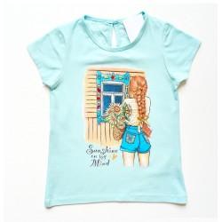 - Kız Çocuk Tişört - 14406 1