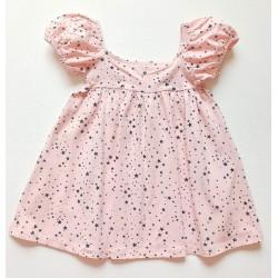- Kız Çocuk Yıldızlı Elbise -2034 1