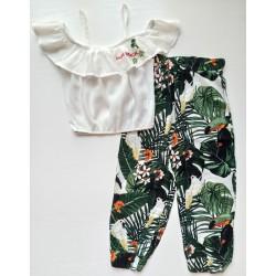 - Kız Çocuk Pantolonlu Takım 3000-052 1