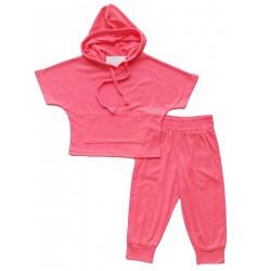 - Kız Çocuk Pembe Takım - 2104 1