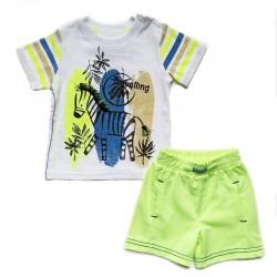 - Erkek Bebek Şort Takım 3050-029 1