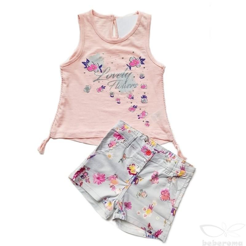 - Kız Çocuk Şort Takım 2800-076 1