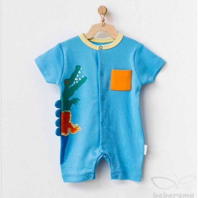 - Erkek Bebek Timsahlı Tulum AC 21862 1