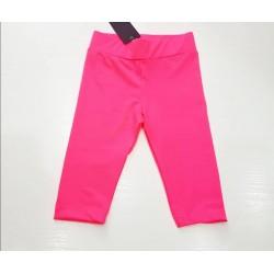 - Kız Çocuk Fuşya Sporcu Tayt 0963 1