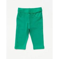 - Kız Bebek Yeşil Kapri Tayt 3004-008 1