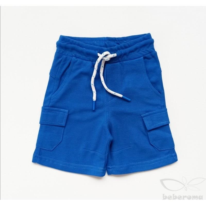 - Erkek Çocuk Sax Mavi Şort 0584 1