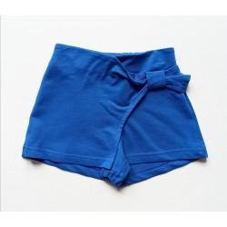 - Kız Çocuk Sax Mavi Şort Etek 0445 1