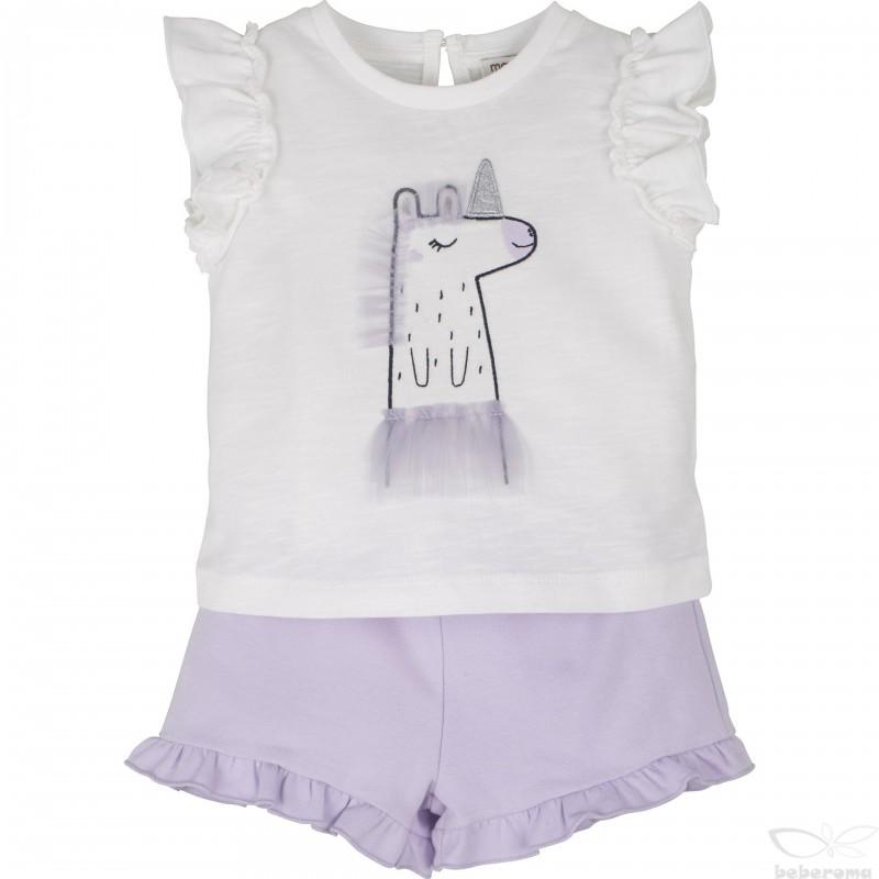 - Kız Bebek Şort Takım 14472 1