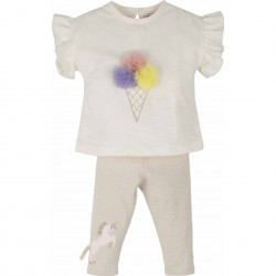 - Kız Bebek Tayt Takım 14471 1