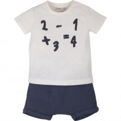 - Erkek Bebek Şort Takım 14531 1
