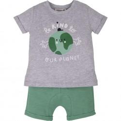 - Erkek Bebek Şort Takım 14525 1