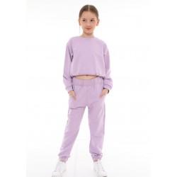 - Kız Çocuk Eşofman Takım Lila- 2062 1