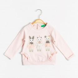 Kız Bebek Sweatshirt...