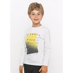 Erkek Çocuk Uzun Kol Tişört...