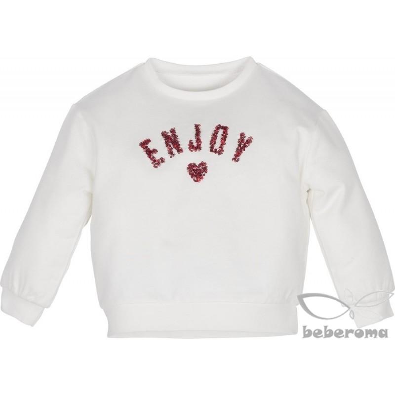 - Mamino Enjoy Payetli Sweatshirt-12401 1