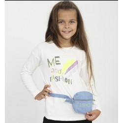 Kız Çocuk Uzun Kol Tişört...