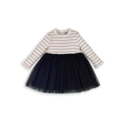 Kız Bebek Tütülü Elbise...