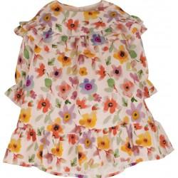 Kız Bebek Elbise 14938 ~ Ekru